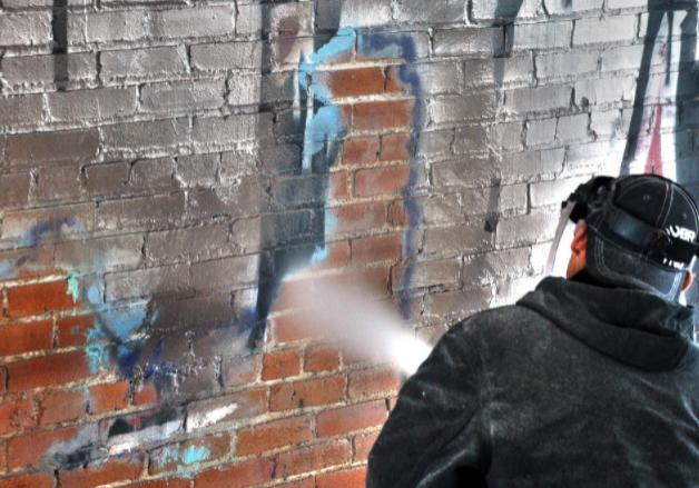 grafiti-verwijderen-complex